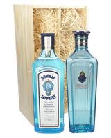 Bombay Gin Twin Gift Set