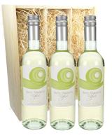 Pinot Grigio Three Bottle Wine Gift