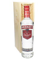 Smirnoff Red Label Vodka  Single Gift