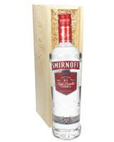 Smirnoff Red Label Vodka  Single Gift