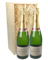 Laurent Perrier NV Champagne Twin Gift