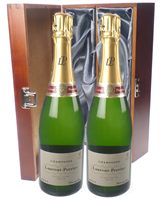 Laurent Perrier Twin Luxury Gift