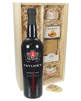 Taylors First Reserve Port and Pate
