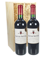 Bordeaux Twin Wine Gift