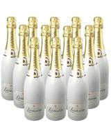 Lanson White Label Champagne Case