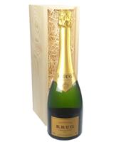 Krug Grande Cuvee Champagne  Gift