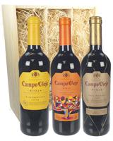 Rioja Trio Wine Gift