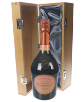 Laurent Perrier Rose Luxury Gift