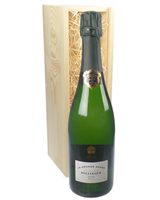 Bollinger Grande Annee Vintage Champagne Gift in Wooden Box