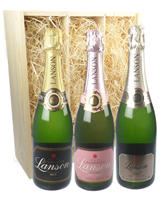 The Lanson Collection Three Bottle Gift