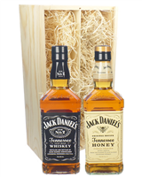 Jack Daniels Twin Whisky Gift
