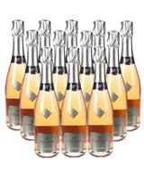 Langlois Brut Sparkling Rose Wine Case