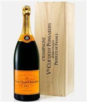 Veuve Clicquot Champagne Salmanazar