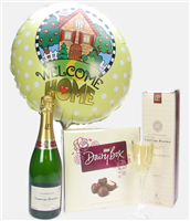 Champagne New Home Gift Idea
