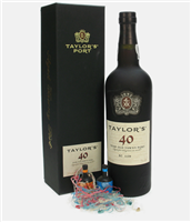 40th Birthday 40 Year Old Port Gift