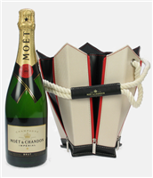 Moet Champagne Star Ice Bucket