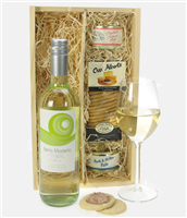 Pinot Grigio Wine And Pate Gift