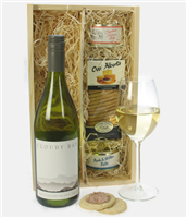 Cloudy Bay Sauvignon Blanc  Wine and Pate