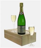 Langlois Sparkling Wine Flute Set