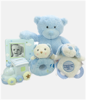 Baby Boy Small Gift Hamper