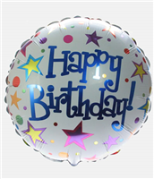 Happy 30th Birthday Helium Balloon Gift Price Inc Next Day Delivery