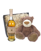 Glenmorangie Nectar Dor and Teddy Bear