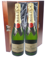 Moet et Chandon Twin Luxury Gift