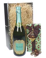 Cava And Chocolates Gift