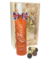 Chase Marmalade Vodka And Chocolates Gift Set in Wooden Box