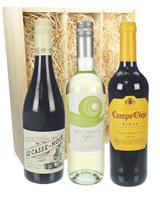 Eurozone Triple Mixed Wine Gift
