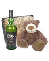 Ardbeg 10 and Teddy Bear