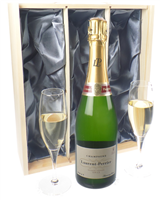 Laurent Perrier Champagne Flute Set