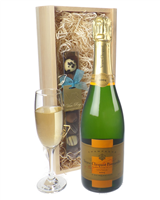 Veuve Vintage Champagne and Chocolates