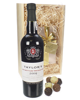 Taylors LBV Port and Luxury Chocolate Gift